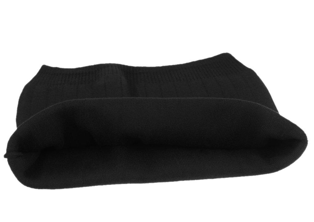 colore nero Fascia elastica invernale in cashmere per la schiena e per la pancia dolori alla schiena in caso di colpo della strega dolori mestruali per sostenere la vita