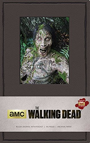 The Walking Dead Hardcover Ruled Journal - Walkers (Science Fiction Fantasy)