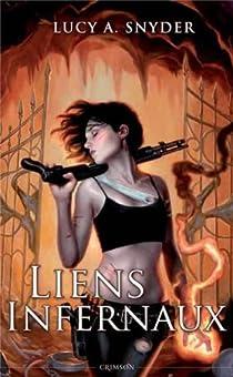 Jessie Shimmer, tome 1 : Liens infernaux par Snyder
