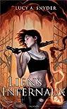 Jessie Shimmer tome 1 : liens infernaux par Snyder