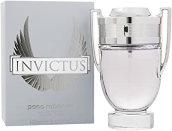 Paco Rabanne Invictus 3.4 Ounce Eau de Toilette Spray for Men