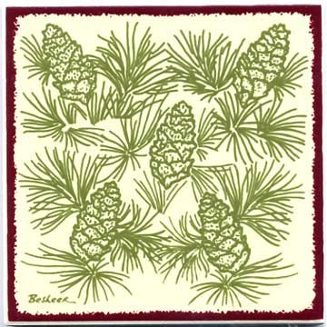 Evergreen Tile - 7