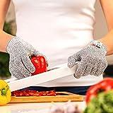 NoCry Cut Resistant Gloves - Ambidextrous, Food