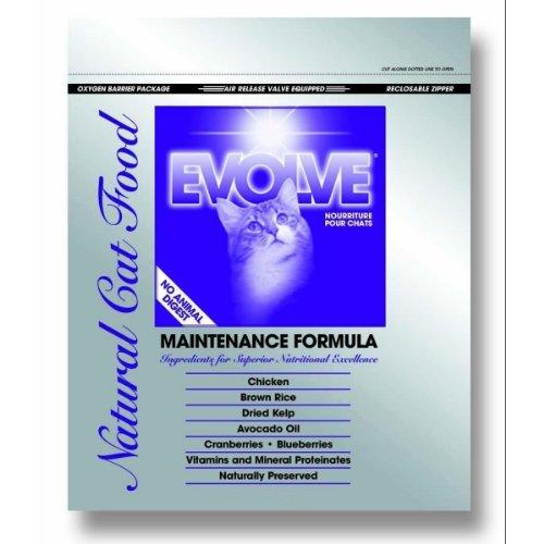 Evolve 6600254 Maintenance Formula Cat Food, 15 Lbs