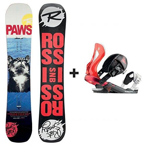 Rossignol - Pack Snowboard Retox amptek + Cobra V2 M/L Azul Hombre ...