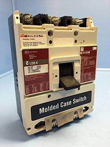 Cutler-Hammer LDB3600WK 600 Amp Circuit Breaker Switch Westinghouse 600A LDB3600