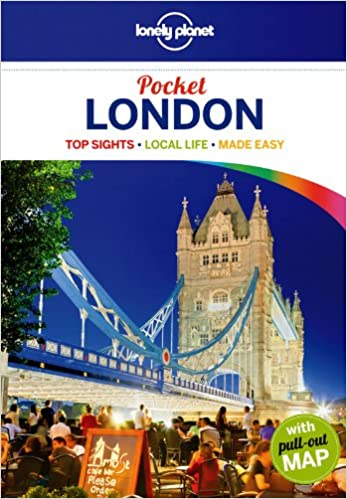 Lonely Planet Pop-up London 1st Ed.