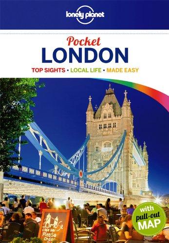 Lonely Planet Pocket London (Pocket Guides)