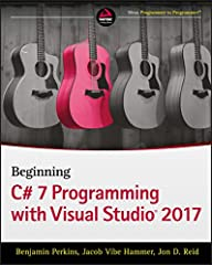 Easily get started programming using the ultra-versatile C# 7 and Visual Studio 2017 Beginning C# 7 Programming with Visual Studio 2017 is the beginner's ultimate guide to the world's most popular programming language. Whether you're new to ...