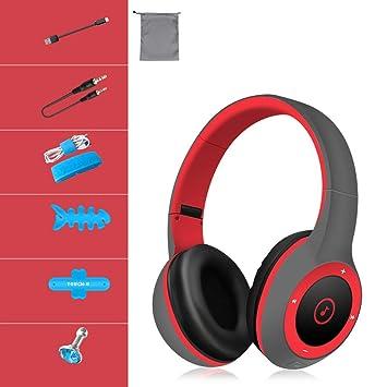 Zhengfangfang - Auriculares Bluetooth para oreja, inalámbricos con ...