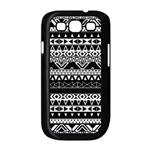 C-EUR Phone Case Aztec Tribal Hard Back Case Cover For Samsung Galaxy S3 I9300