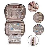 BAGSMART Travel Jewelry Storage Cases Jewelry