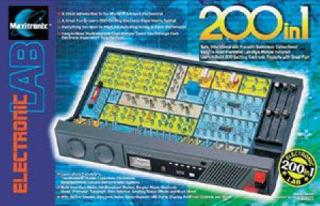 ELENCO-200-in-1-Electronic-Project-Lab-Kit-2PK