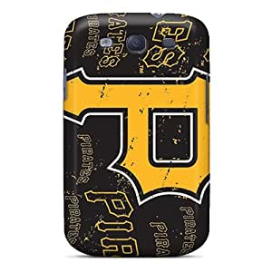 Elaney PDI1494goRF Case For Galaxy S3 With Nice Pittsburgh Pirates Appearance