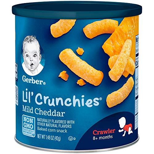 gerber corn snack - 4