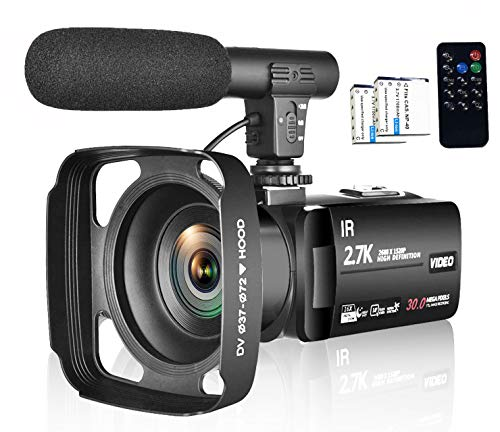 FHD Camcorder Digital Video YouT...