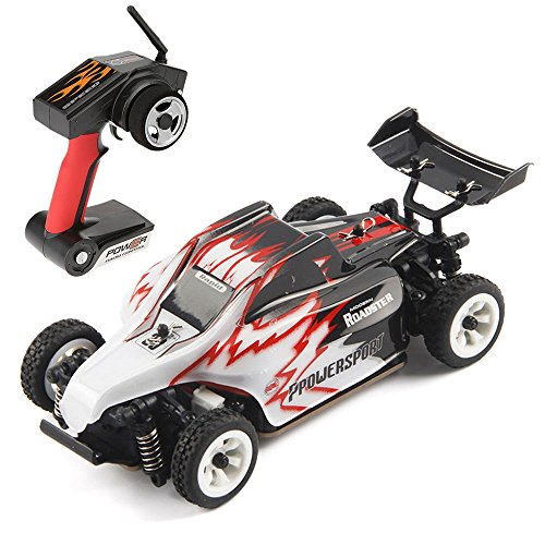 Remote Control Car,JTT-TOYS Wltoys K979 Remote Control Car Offroad RC Monster Truck 1/28 Scale 4WD 2.4Ghz Drift 30km/h High Speed Racing (Micro Nitro Rc)