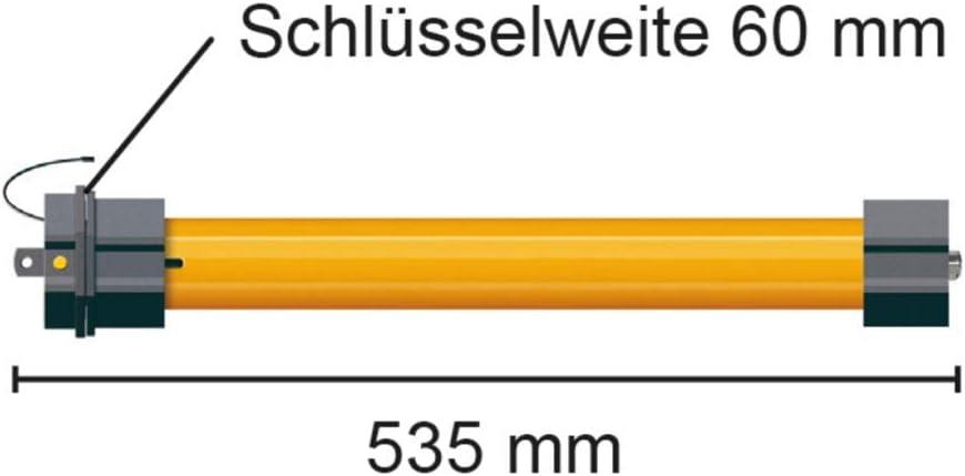 25 kg 10 Nm Schellenberg 20511 Eje de 40 mm Control de Aplicaciones Home y Ready for Smart Friends Juego Completo