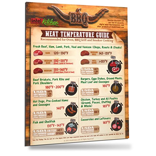 best-unique-design-meat-temperature-guide-85x11-magnet-by-intel-kitchen-huge-fonts-usda-safety-chef-