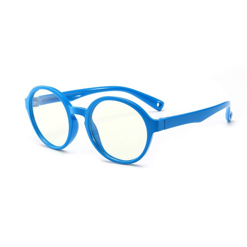 Juqilu Anti Blaues Licht Brillen Klare Linse Brillengestell + Auto Form Brillenetui für Mädchen Jungen - lu18083008 Juqilu network technology Co. Ltd X180830ETYJJ08-lu