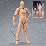 Figure Ferrite Action Play Arts Kai Anime Model Drawing Kids Toy(Skin-M+F)