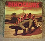img - for Dinosaurs with 24 Collector Stickers book / textbook / text book