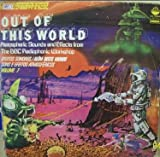 ‎Out Of This World- Atmospheric Sounds And Effects From The BBC Radiophonic Workshop; Fermata Brazil LP V7