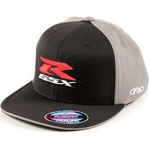 Factory Effex - Factory Effex Hat - Suzuki GSXR - Black - Small/Medium
