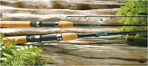 St. Croix Premier Series Spinning Rod (7', Medium Fast) - PS70MF Handcrafted Spinning Rod
