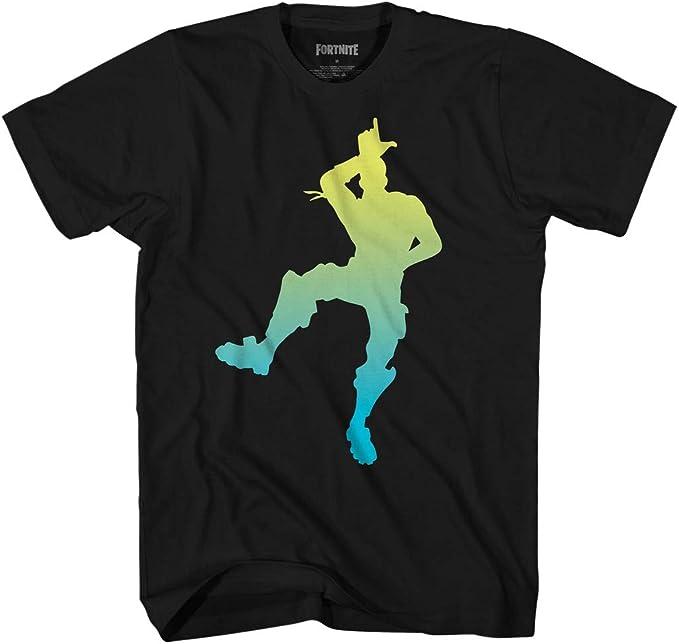 Mad Engine Fortnite Dance Dance Boys Short Sleeve T-Shirt
