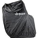 GUEE(グイー) 縦型軽量輪行袋 ブラック フレームカバー・スプロケットカバー ブラック