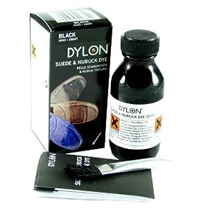 Dylon Black Suede Shoe Dye