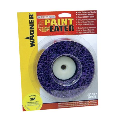 Wagner Paint Eater Replacement Pad Wood - Replacement Paint Pad