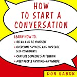 How to Start a Conversation | Don Gabor
