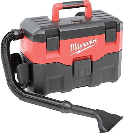 Dry VAC Vacuum New Bare Tool Only Milwaukee 0880-20 Cordless 18 Volt Wet