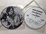 """John Cougar - Hand To Hold On To 7"""" promo Picture Disc"""