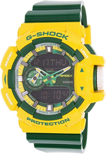 Casio G Shock Colors Quartz GA400CS 9ACR