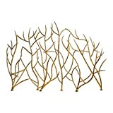 Cheap Uttermost Gold Branches Decorative Fireplace Screen 18796