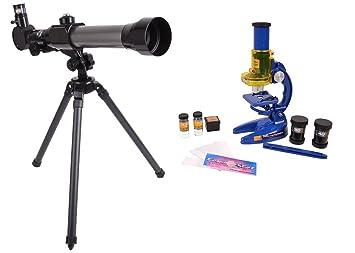 Teleskop mikroskop für kinder kinderteleskop lernspielzeug