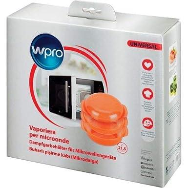 Whirlpool STM004, Recipiente para Cocinar al Vapor en el ...
