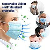 New 50pcs Disposable Earloop 3 Layers Anti-Dust for Surgical Medical Salon