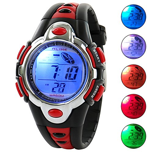 Multifunction Digital Watch - 6