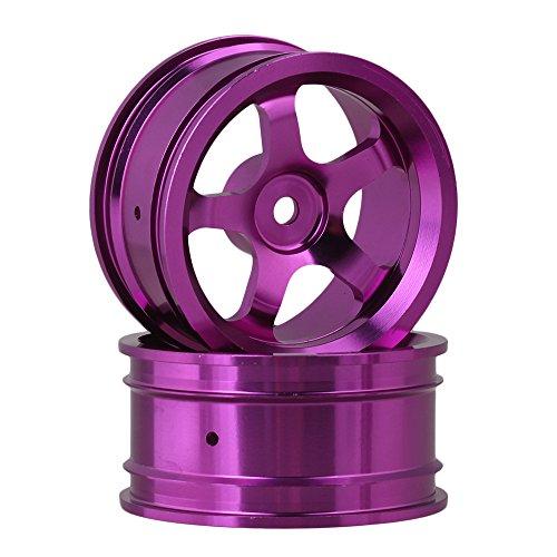 Buy purple rc car rims