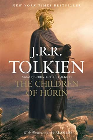 book cover of The Children of Hurin