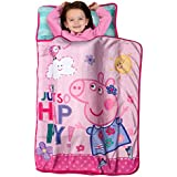 Peppa Pig I'm Just So Happy Toddler Nap Mat - Includes...