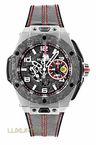 Hublot Big Bang Ferrari Carbon Limited Edition Mens Watch 401.NJ.0123.VR