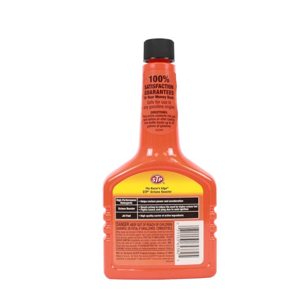 STP Octane Booster (5 25 fluid ounces), 78574, Fuel Additive