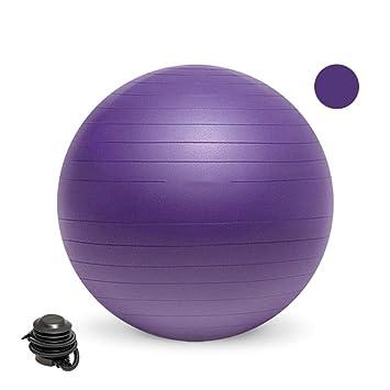 Yanxinenjoy Bola de Yoga, Bola de Fitness Genuina a Prueba ...