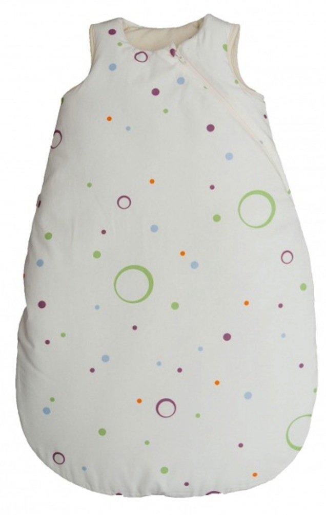 iobio –  Sacco nanna Lavalan Motiv Bubbles, taglia L (110 cm) taglia L (110cm) Popolini