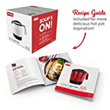 Dash DMC100WH Express Electric Cooker Hot Pot with